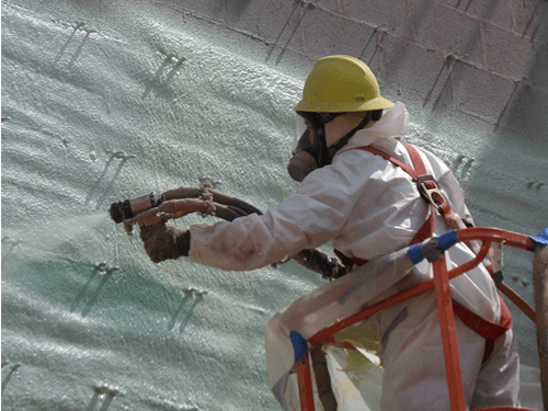 Commercial Spray Foam Insulation in East Texas