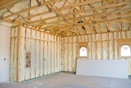 spray foam insulation tx