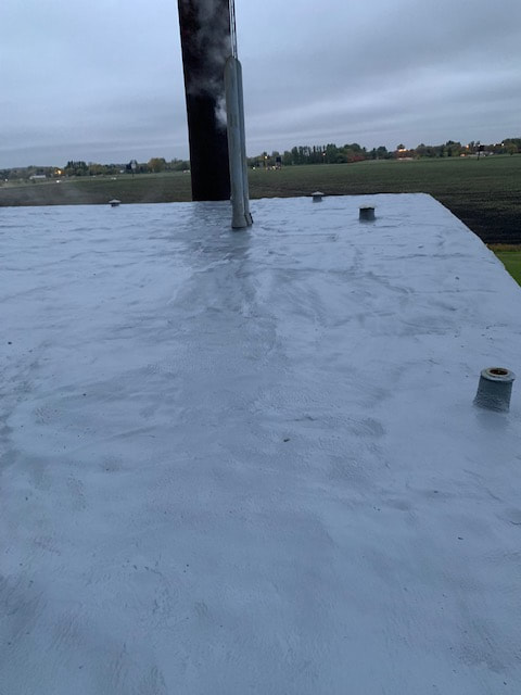 Polyurea Seamless Foam Roofing East Texas