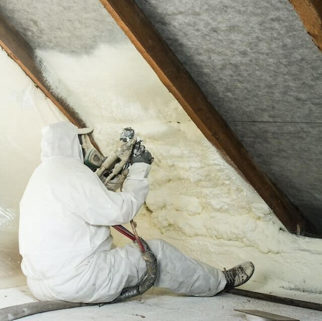 Spray Foam Insulation Brazos County, TX