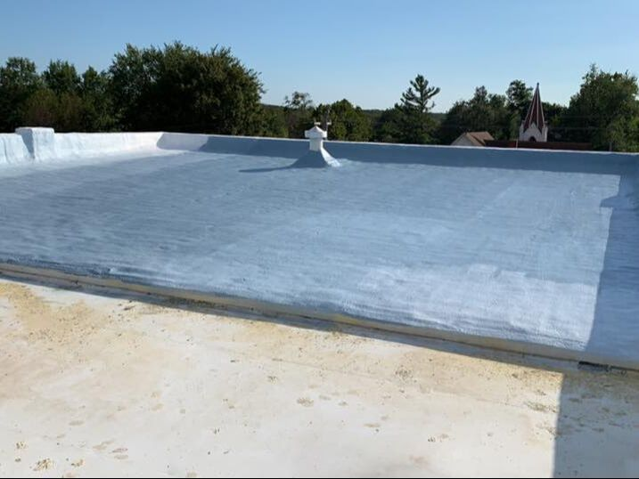 Spray Seamless Foam Roofing East Texas