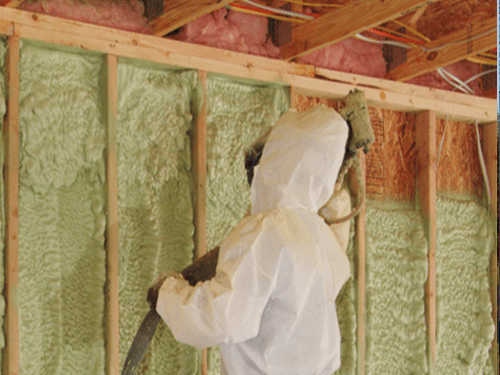 Residential Spray Foam Insulation in East Texas