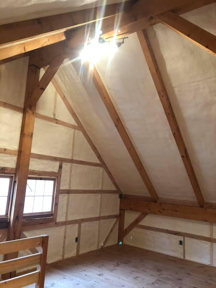 Spray Foam Insulation Wixon Valley, TX